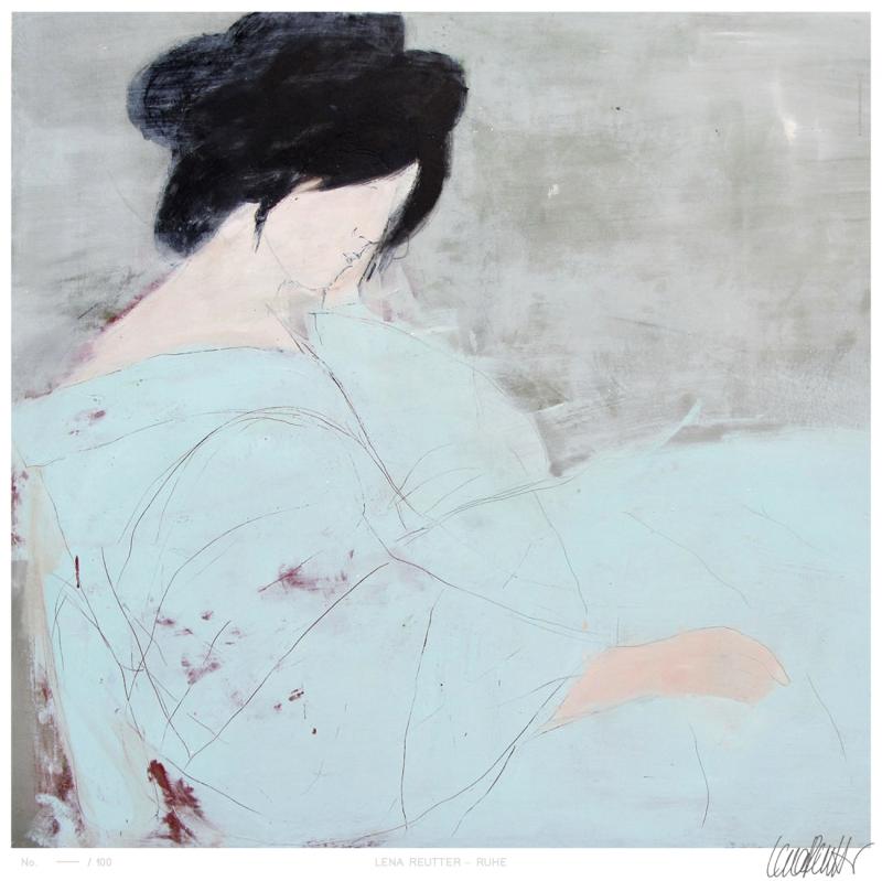 RUHE - Lena Reutter